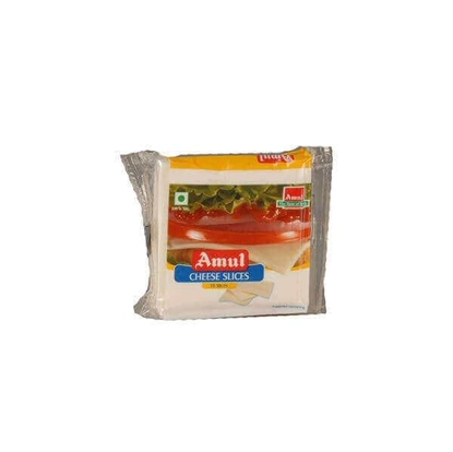 Picture of Amul Cheese Slice - 200 Gm Pouch