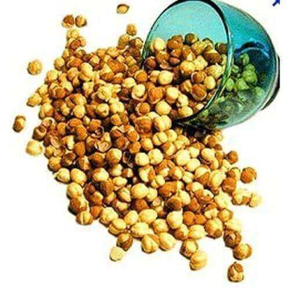 Picture of Bhuna Chana With Shell - 500 Gm Pouch