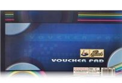 Picture of Cash Voucher Book 80 Sheets