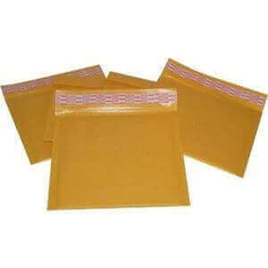 Picture of CD/DVD Mailing Envelope - Pack of 10