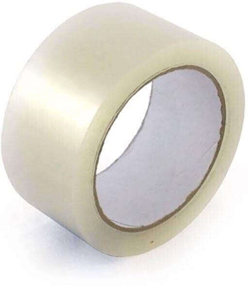"""Picture of Packing Tape Transparent 2""""x35 Mtrs"""