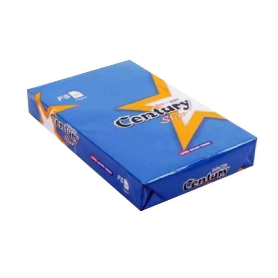 Picture of Century Paper A4 Size 75 GSM - (500 Sheets)