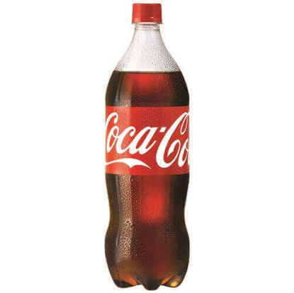 Picture of Coca Cola Soft Drink -Coke- 2 Ltr Bottle