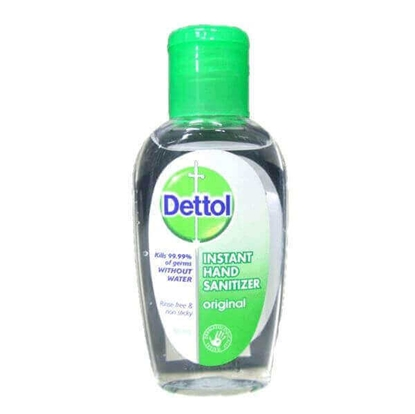 Picture of Dettol Hand Sanitizer - 200 Ml Bottle