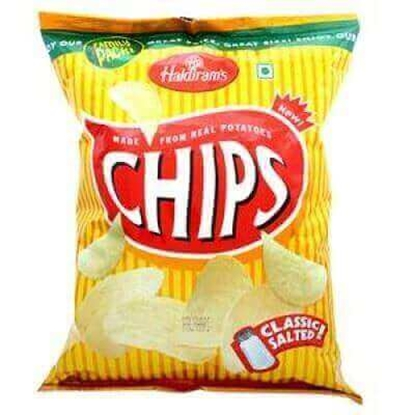 Picture of Haldiram Potato Classic Salted Chips - 42.5 Gms