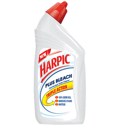 Picture of Harpic Plus Bleach - 500 Ml Bottle