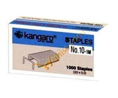 Picture of KANGARO - No. 10-1M Stapler Pins (Set of 20)