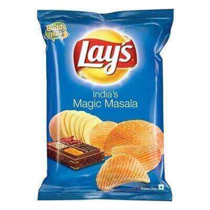Picture of Lay's Potato Chips - India's Magic Masala - 25 Gms