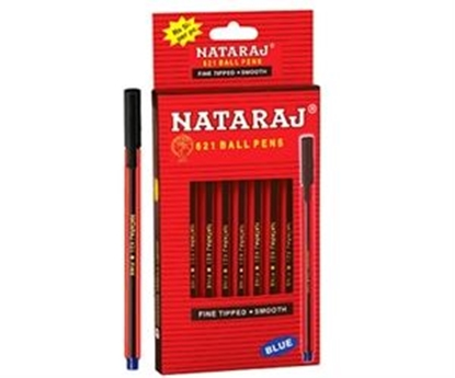 Picture of NATARAJ - 621 BALL PENS (Pack of 20 Pens)