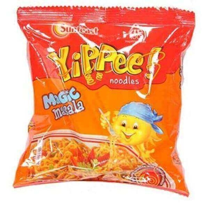 Picture of Sunfeast Yippee Noodles Magic Masala - 70 Gm Pouch