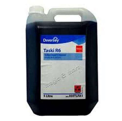 Picture of Taski R6 Toilet Cleaner - 5 Ltr Can