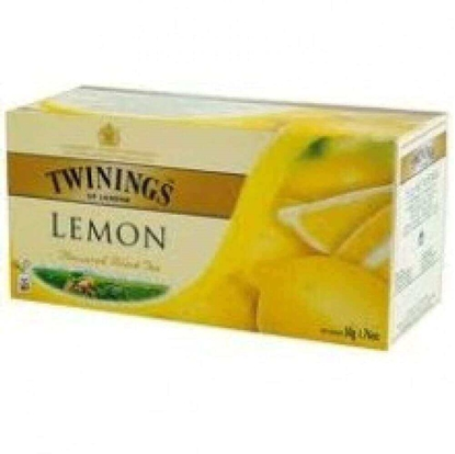 Picture of Twinings Tea Bags Lemon - Pack Of 100
