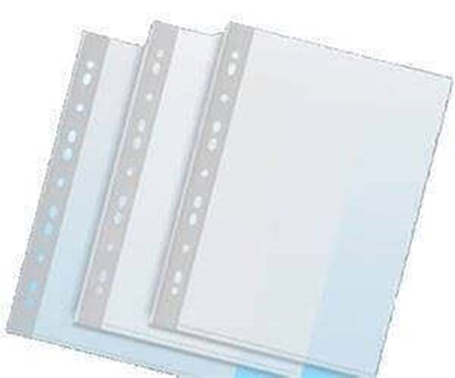 Picture of WORLDONE - Sheet Protector - Pack of 50 A4