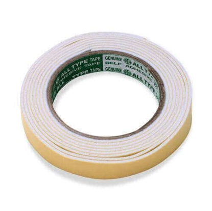 Picture of Adhesive Double Sided foam Tape - 1 inch