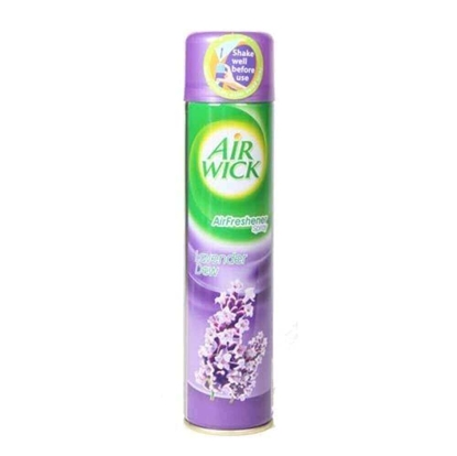 Picture of Airwick Air Freshener Spray Lavender Dew - 300 Ml Can