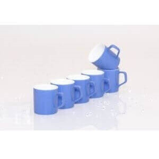 Picture of Clay Craft Bone China Mugs - Set of 6