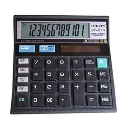 Citizen Desktop Calculator 12 Digit Basic