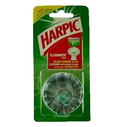 Harpic Toilet Cleaner Flushmatic - 50 Gm X 2 Blocks