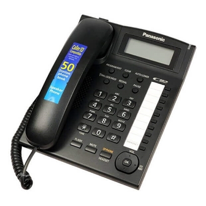 Panasonic Kx-Ts-880Mx Corded Landline Phone