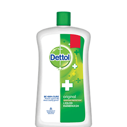 Dettol Liquid Handwash Original - 900 Ml Bottle