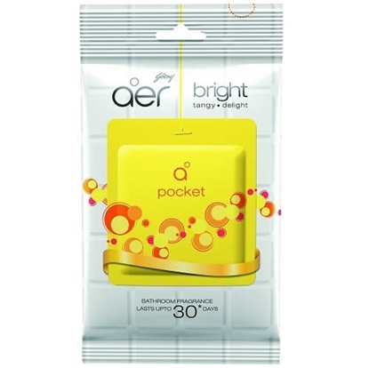 Godrej Aer Pocket Bathroom Fragrance - 10 Gm