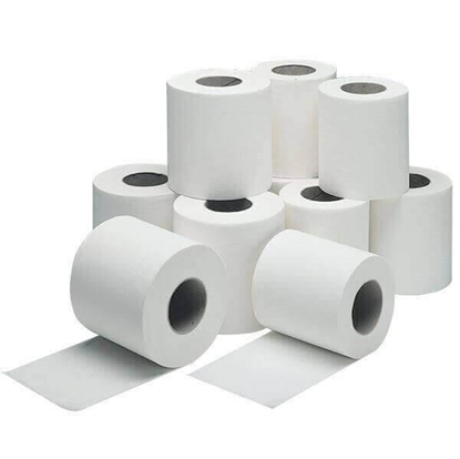 Picture of Toilet Roll 2 Ply 100 Pulls - Pack of 10