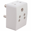 Picture of Anchor 3155 Multi Plug 3 Pin DX, 6 Amp, White