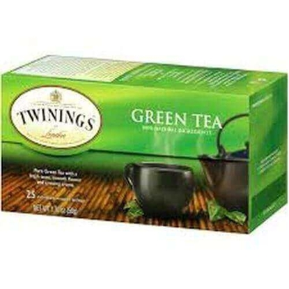 Picture of Twinings Green Tea Bags Green - Pack Of 25