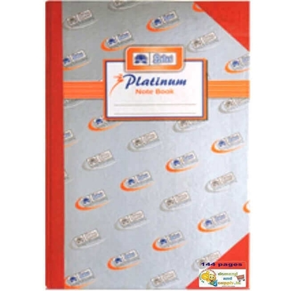 Picture of Long Note Book (Register) - Hard Cover - 384 Pages