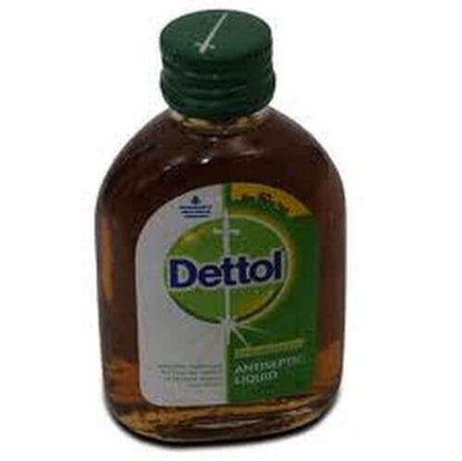 Picture of Dettol Antiseptic Liquid - 110 Ml Bottle