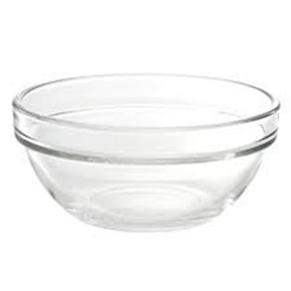 "Ocean Glass Stack Bowl 5"" - Set of 6"