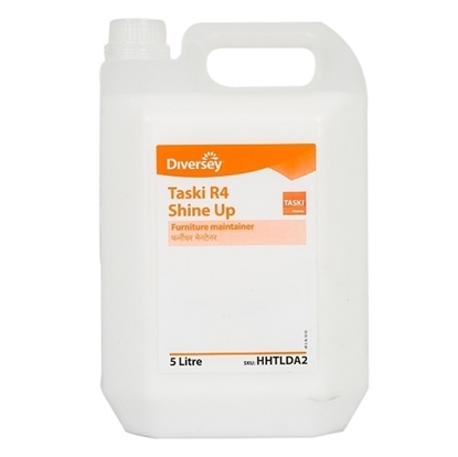 Taski R4 Shine Up Furniture Maintainer - 5 Ltr