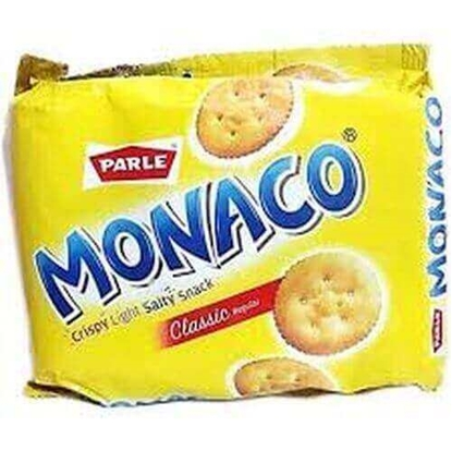 Picture of Parle Salted Biscuits Monaco - 200 Gm Pouch