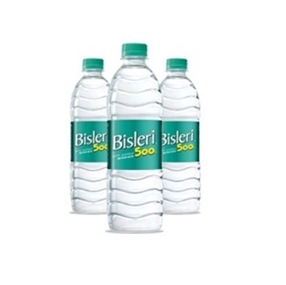 Bisleri Water Bottles 500 Ml