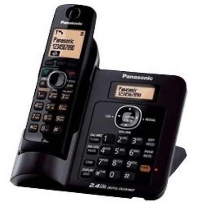 Panasonic KX-TG3811SXM 2.4 GHz Digital Cordless Telephone