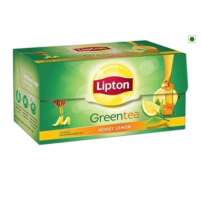 Lipton Green Tea Honey Lemon - Pack of 100