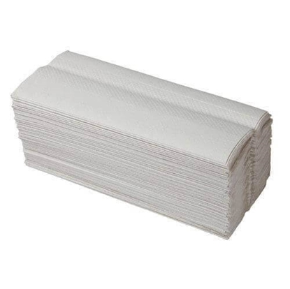 Picture of C-Fold Tissue Paper - 1 Box of 20 Pkts
