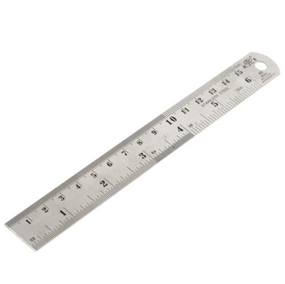 Stainless Steel Scale 30CM (Measurement Scale)