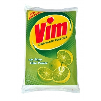 Vim Dishwashing Powder - 1 Kg