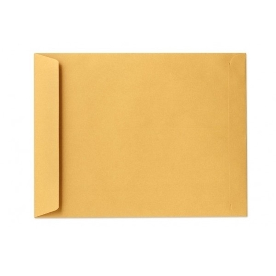 """Picture of Laminated Yellow Envelopes 8""""x10"""""""