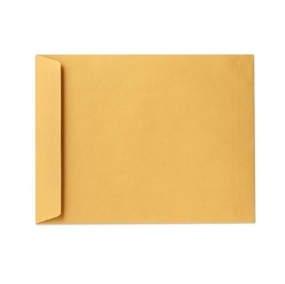 "Picture of Laminated Yellow Envelopes 12""x16"""