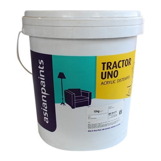 Asian Paint Tractor Uno Acrylic Distemper