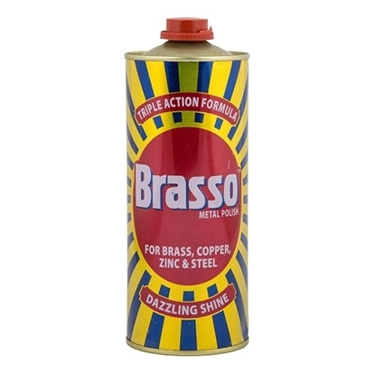 Brasso Metal Polish (500 ML)