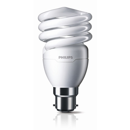 Philips CFL Spiral Normal Holder - 15W
