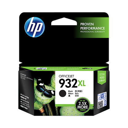 HP 932XL High Yield Black Original Ink Cartridge