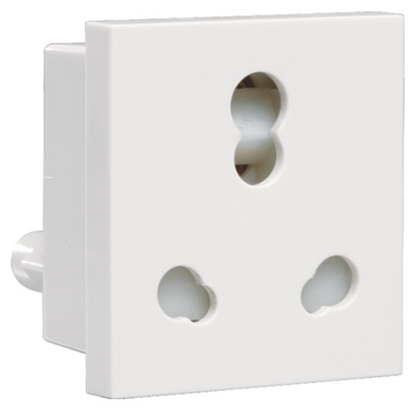 Crabtree 6/16A 3 Pin Socket