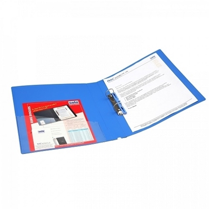 Solo Ring Binder-2-D-Ring (RB402)