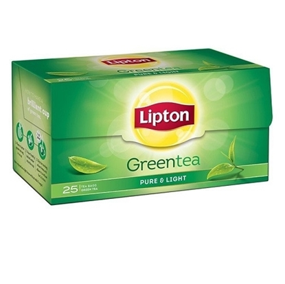 Lipton Green Tea - Pack of 25
