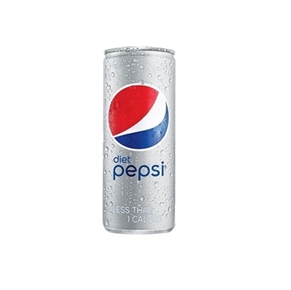 Diet Pepsi 250 Ml Can