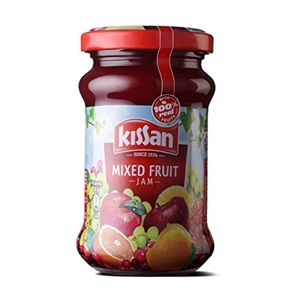 Kissan Mixed Fruit Jam - 500 Gm